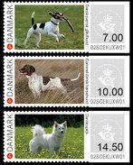 Denmark 2015 - Me, Said The Dog Stamp Set Mnh - Dogs