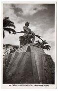 Vénézuela--CARACAS  Monumental-1953--Monumento Al Indio ,cpsm 14 X 9  N°38  éd  ?? - Venezuela