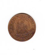 FRANCE KM 795.1, 1 Ct, 1861 A. (5BP7) - France