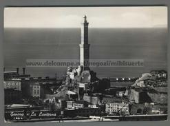 U7248 GENOVA LA LANTERNA (m) - Genova (Genua)