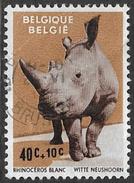 Belgium SG1778 1961 Animals Of Antwerp Zoo 40c+10c Good/fine Used [33/28651/6D] - Belgium