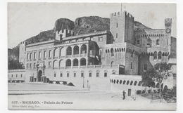 MONTE CARLO - N° 557 - PLALAIS DU PRINCE - CPA NON VOYAGEE - Prince's Palace