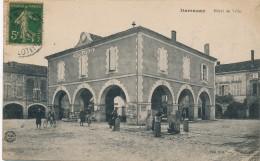 G79 - 47 - DAMAZAN - Lot-et-Garonne - Hôtel De Ville - Damazan