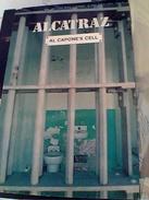 Capone's Abode, Alcatraz, Al Capone's Cell CELLA CARCERE  DI AL CAPONE N1980-GB13341 - Prigione E Prigionieri