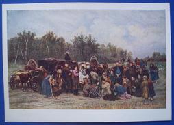 11237 K.Savitsky. Meeting The Icon In Russia - Schilderijen