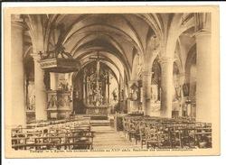 Tintigny L'Eglise  Très Ancienne. Réédifiée Au XVIe Siècle. Referme Des Boiseries Remarquables - Tintigny