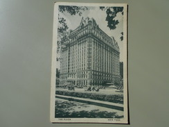 ETATS-UNIS NY NEW YORK CITY THE PLAZAPLAZA CIRCLE AT 59th STREET - Places & Squares