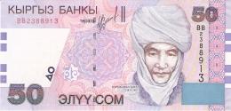 KIRGHIZISTAN   50 Som   2002   P. 20   UNC - Kirghizistan