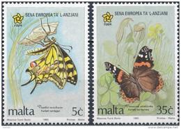 Malta  Butterflies - Vlinders