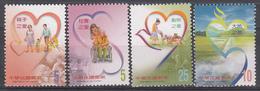 TAIWAN 2003  -  AMORE LOVE NUOVI