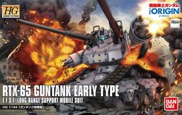 Gundam RTX-65 Guntank Early Type 1/144 ( Bandai ) - SF & Robots