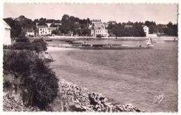 (56) 652, Larmor-Baden, Artaud 7, Cale De Port Lagaden Et Le Manoir - France