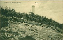 AK Georgsmarienhütte, Aussichtsturm, O 1909 (5488) - Georgsmarienhütte