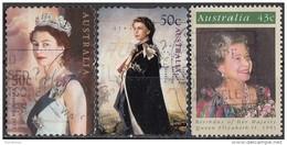 1210 Australia 1991 Queen Elizabeth II,  Birthday Compleanno Regina Elisabetta II - Königshäuser, Adel