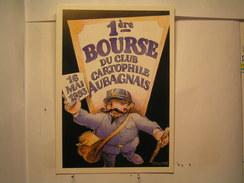 Bourses - Aubagne - 1 Er Salon - Mai 1993 - Bolsas Y Salón Para Coleccionistas