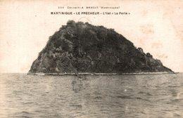 MARTINIQUE LE PRECHEUR L'ILET LA PERLE - Martinique