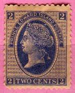 PRINCE EDOUARD - PRINCE EDWARD ISLAND - CANADA - COLONIE BRITANNIQUE 1872 - N° 12 NEUF - Prince Edward Island