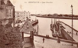 1 Cpa Honfleur - Honfleur