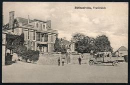 A1913 - Cartes Postales Anciennes - Bétheniville - Véhicule De Voiture - Camion Camion - Reims