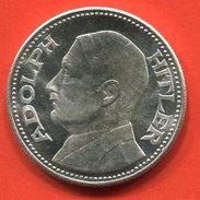 Adolf Hitler,,,,,,,,,,, ,,,,, ,,,,,Medaille D58-d58a - Entriegelungschips Und Medaillen