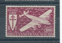 GUYANE P.a N° 27 * * T.B. A 25 POUR CENT - Guyane Française (1886-1949)