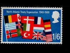 Nato Großbritannien 514 MNH  Postfrisch Neuf ** - Emissions Communes