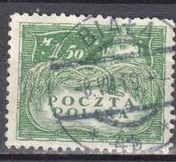 Poland 1919 -  Issues For Northern Poland - Mi.110 - Used - Gebraucht