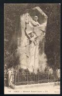 30 - NIMES  - Monument Bernard Lazare - LL N° 117  - Paypal Sans Frais - Nîmes