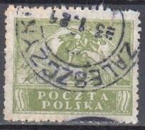 Poland 1919 -   General Issue - Mi. 117 - Used - 1919-1939 Republik