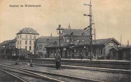 Station La Gare  De Welkenraedt      A 6014 - Welkenraedt