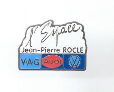 PINS AUTOMOBILE AIDI L'ESPACE JEAN PIERRE ROCLE WV V.A.G.  / 33NAT - Audi