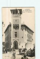 CASABLANCA : Banque De La Compagnie Algérienne. 2  Scans. Edition Louys - Casablanca