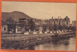 Carte Postale 88. Saint-Die  Le Nouveau Quai Pastourelle     Trés Beau Plan - Saint Die