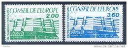 FRANCE - Yv. Nr 96/97 - Conseil De L´Europe - MNH** - Cote 3,25 € - Neufs