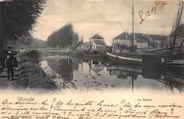 Vilvoorde   Le Canal  Binnenschip  Kanaal          A 6050 - Vilvoorde