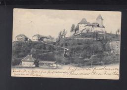 Schweiz AK Trachselwald 1904 Eriswil Nach Alger - BE Berne