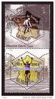 2003 FRANCE-N°P3582** (3582/3583) TOUR DE FRANCE La Paire - France