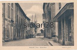 VAOUR - GRAND'RUE - Vaour