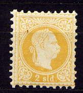 Österreich Post In Der Levante Nr.1 II        *  Unused           (2578) - Levant Autrichien