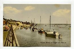 Cocle Boats At Leigh-on-Sea - England