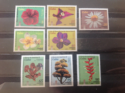 Cuba - Postfris / MNH - Complete Set Bloemen 2016 - Cuba