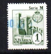 Sello Fiscal De Navarra Nº 357 - Fiscales