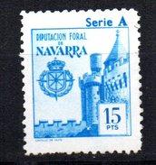 Sello Fiscal De Navarra Nº 368 - Fiscales