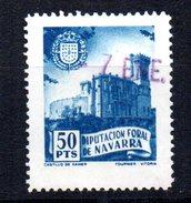 Sello Fiscal De Navarra Nº 353 - Fiscales