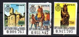 Sellos Fiscal De Navarra. - Fiscales