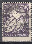 Poland 1921 - Issued To Commemorate The Constitution - Mi. 169- Used - 1919-1939 Republik