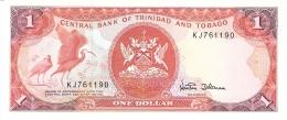 TRINITE & TOBAGO   1 Dollar   ND (1985)   Sign.7   P. 36d   UNC - Trinité & Tobago