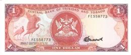 TRINITE & TOBAGO   1 Dollar   ND (1985)   Sign.6   P. 36c   UNC - Trinité & Tobago
