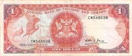 TRINITE & TOBAGO   1 Dollar   ND (1985)   Sign.5   P. 36b - Trinité & Tobago