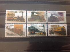 Cuba - Postfris / MNH - Complete Set Treinen 2016 - Cuba